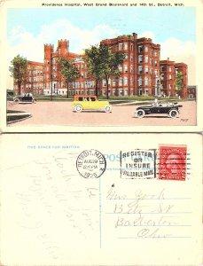 Providence Hospital, Detroit, Michigan