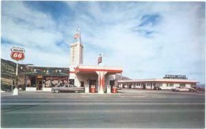 Miller Motel & Phillips 66 Service Station in East Ely NV