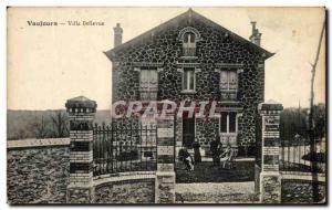 Postcard Modern Vaujours Villa Bellevue