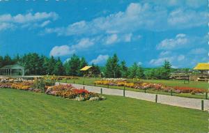 Vue d'Ensemble Du Parc Lepage, Rimouski, Quebec, Canada, 1950-1960s