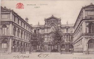 Belgium Brussells L Universite 1908