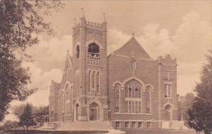 Grace M E Church Sioux City Iowa