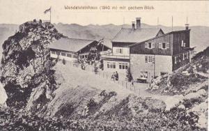 Wendelsteinhaus , Germany , 00-10s