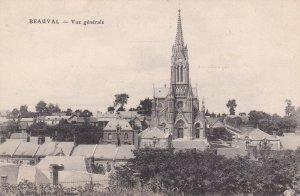 BEAUVAL, Saint Aignan, Loir et Cher, France, 1900-10s; Vue generale