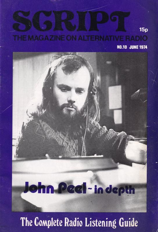 John Peel Radio Caroline Australia Tony Prince Luxembourg DJ Pirate Book