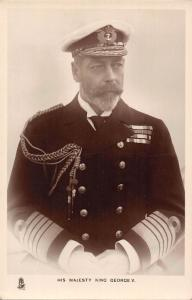Royalty His Majesty H.M. King George V