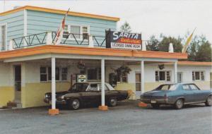 Sarita Motel , MINTO , New Brunswick , Canada , 50-60s