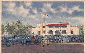 TIJUANA , Mexico , 1930-40s ; Mexican Custom House