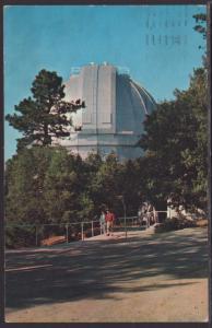 Mount Wilson Observatory,CA Postcard BIN