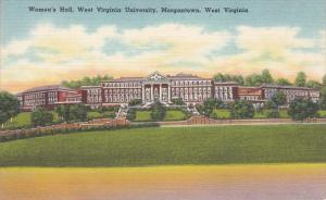 Women's Hall, West Virginia University, Morgantown, WV, 1930-40s