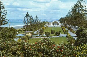 New Zealand Postcard, Marine Parade, Napier, N.Z 78Z
