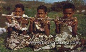 Sugar Can Meal Fiji, Fijian 1971