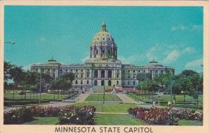 Minnesota St Paul State Capitol Building 1969