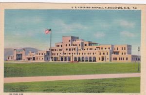 ALBUQUERQUE , New Mexico , 30-40s ; U. S. Veterans' Hospital