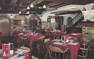 Interior- Le Fiacre, Steak At Its Best, Ste-Foy, Quebec, Canada, 1940-1960s