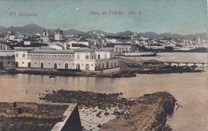 PONTA DELGADA, Portugal, 1900-1910's; Vista Da Cidade