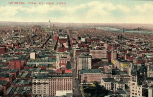 USA General View Of New York 03.82