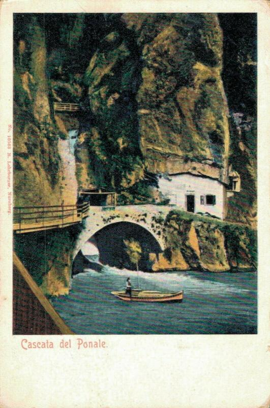 Italy Cascata del Ponale 02.16