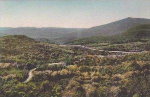 Vermont Rutland Blue Ridge And Adirondack Mountain From Deer Leap Long Trail ...