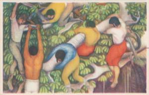 Mexico Spaniards Entering Cuernavaca Fresco de Diego Rivera