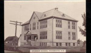 RPPC Grammar School Richibucto New Brunswick