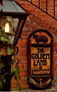 Ohio Lebanon The Golden Lamb Ohio's Oldest Inn