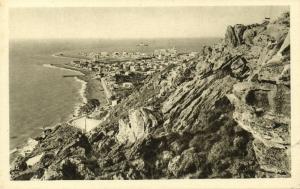 greece, RHODOS RHODES RODI, Monte Santo Stefano (1920s)