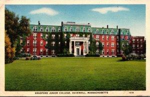 Massachusetts Haverhill Bradford Junior College