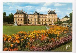 PARIS, Jardin et Palais du Luxembourg, unused Postcard