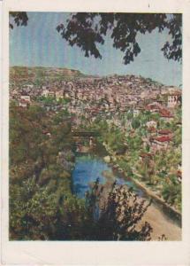 Aerial View of Tirnovo, Bulgaria 1974