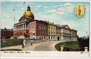 State House, Boston MA