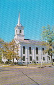 Alabama Eutaw First Presbyterian Church