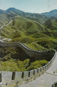The Great Wall , China , 1950-70s