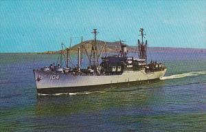 U S S Seminole (AKA -104)