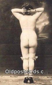 Reproduction # 144 Nude Unused
