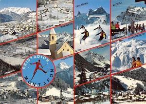 Skistadion Montafon multiviews Golm St Anton Innerberg Madrisa Partenen Vandans