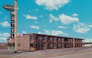 CALGARY , Alberta , Canada , 50-60s ; Cavalier Motel