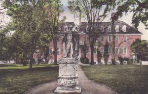 Virginia Williamsburg The Sir Christopher Wren Building Of the College Of Wil...