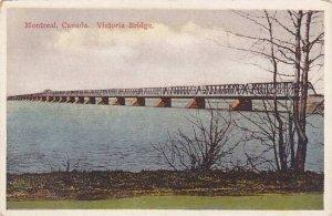 Canada Quebec Montreal Victoria Bridge