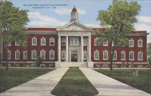 Kentucky Paducah Mc Cracken County Courthouse