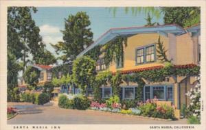 California Santa Maria The Santa Maria Inn Curteich