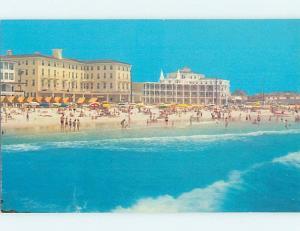 Unused Pre-1980 HOTEL SCENE Cape May New Jersey NJ B0598