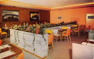 Cave City Kentucky Jollys Restaurant Interior Vintage Postcard K65427