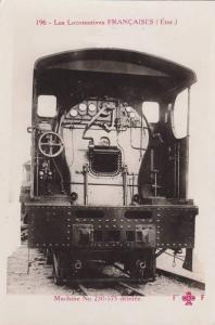 RP: Train/ Locomotive, France , 00-10s ; Machine No 230-375