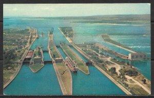 Michigan, Sault Ste Marie - Soo Locks - [MI-085]