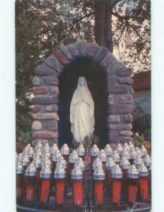 Unused Pre-1980 OUR LADY OF SAINT KNOCK SHRINE East Durham New York NY E6036