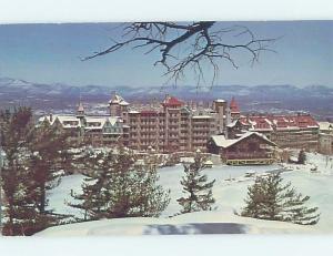 Pre-1980 HOTEL SCENE New Paltz New York NY B2205