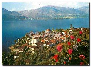 Postcard Modern Gamb Gerra Lago Maggiore