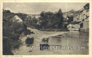 Kyllburg Germany 1919 Missing Stamp