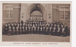 DALLAS , Pennsylvania , 1931 Graduates , College Misericordia